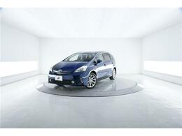 トヨタ プリウスα 1.8 S ツーリングセレクション LEDヘッド 純SDナビ 地デジ エアロ