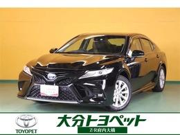 トヨタ カムリ 2.5 WS 衝突被害軽減 T-Connectナビ