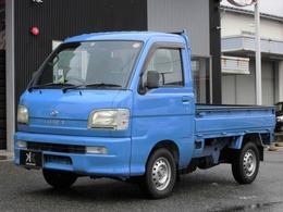 ダイハツ ハイゼットトラック 660 ツインカムスペシャル 3方開 4WD