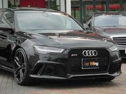 オプション:ドライブレコーダー(Audi純正) RS performanceフロントスポイラー アウディプレセンスプラス ドライバーアシスタンスシステム用カメラ/ディスタンスセンサー
