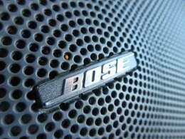 日産といえば、BOSEサウンドシステム♪ もちろん搭載しております♪ 音質もよく、ドライブがさらに楽しくなります♪