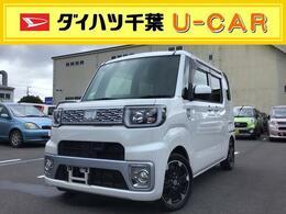 ダイハツ ウェイク 660 G SA 純正ナビ・バックカメラ・ETC付
