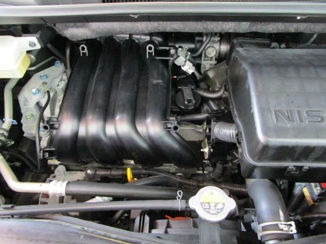 カタログ燃費16.0Km/l 直列4気筒147馬力ハイブリッドエンジン!