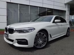 BMW 5シリーズ 530e iパフォーマンス Mスポーツ セレクトP黒革SR社外Rモニター禁煙認定車