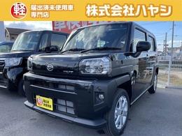 ダイハツ タフト 660 G 届出済未使用車 青空SUV