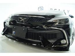 トヨタ マークX 2.5 250G リラックスセレクション ブラックリミテッド RDSモデリスタ仕様新品ヘッドライト車高調