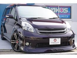 トヨタ アイシス 2.0 プラタナ Vセレクション 両側電動スラ社外ナビバックカメラ後席モニ