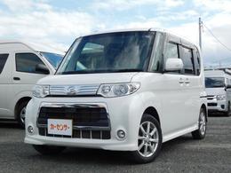 ダイハツ タント 660 カスタム X 片側パワスラ HIDライト 車検R3/1