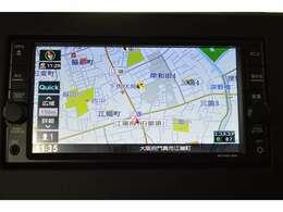 【ナビゲーション】ワイドで明るい液晶画面、簡単な操作方法、多機能ナビゲーション。知らない街でも安心です。 ≪オリジナルナビ  型番:MJ119D-WM≫