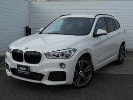 BMW X1 xドライブ 18d Mスポーツ 4WD 19AWACCPDCドラレコ1オナ禁煙認定車