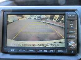 純正HDDナビ付き♪ バックカメラ付きになりますので車庫入れも安心です♪