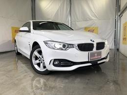 H26(2014)年車*BMW*4シリーズ*グランクーペ402i*XDrive*入庫致しました!