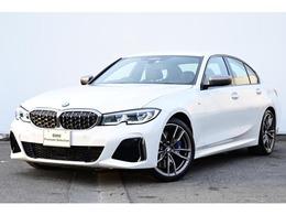 BMW 3シリーズ M340i xドライブ 4WD 黒革レーザーライトharmankardonACCHUD