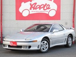三菱 GTO 3.0 ツインターボ 4WD フルノーマル オートエアコン