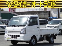 マツダ スクラムトラック 660 KC エアコン・パワステ 5速 ラジオ マニュアルエアコン ETC
