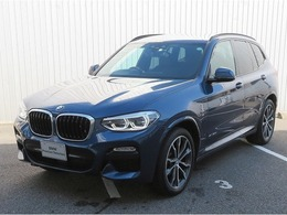 BMW X3 xドライブ20d Mスポーツ ディーゼルターボ 4WD OP20AW 茶革 アラウンドビュー ACC
