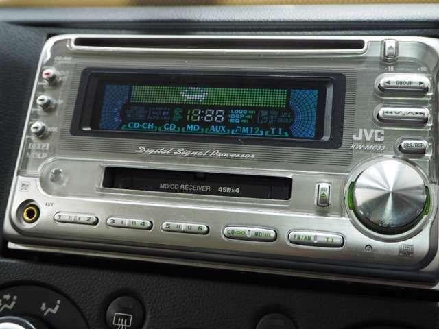 音楽CD再生機能