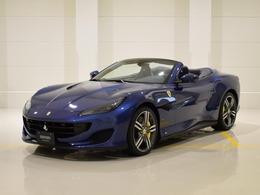 フェラーリ ポルトフィーノ F1 DCT メーカー保証 7年メンテ 555km