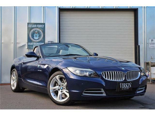 BMW Z4入庫しました!内外装キレイに保たれた1台です!機関系のコンディションも良好です!期間限定プライス!