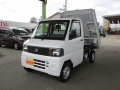 日産 クリッパートラック の中古車 660 DX 4WD 秋田県能代市 65.0万円