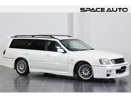 日産 ステージア 2.6 オーテックバージョン260RS 4WD 5速MT ニスモマフラー足回り