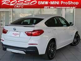 こちらの車両は、BMWの走りの良さにさらに磨きをかけた、Mスポーツ・パッケージ。BMWを選ぶ上で外すことのできない、人気グレードですね。