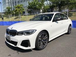 BMW 3シリーズ M340i xドライブ 4WD 茶レザー パーキングアシスト
