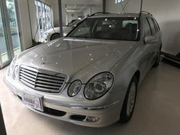 メルセデス・ベンツ Eクラスワゴン E240 サンルーフ 黒革 23000キロ