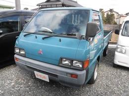 三菱 デリカトラック 2.0 全塗装 5MT エアコン 社外オーディオ