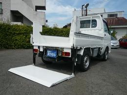 ダイハツ ハイゼットトラック 垂直パワーゲート 5MT 2WD エアコン パワステ
