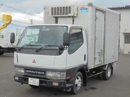 三菱ふそう キャンター 2.8ディーゼル 1.5t冷蔵冷凍車