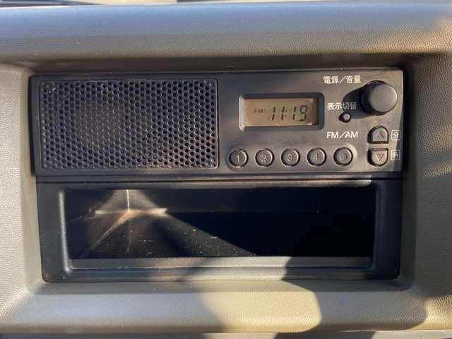 ☆純正ラジオになります!