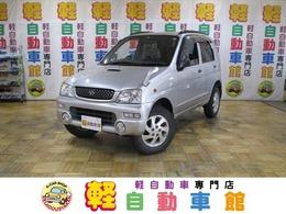 ダイハツ テリオスキッド 660 CX 4WD ターボ ABS