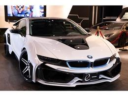 BMW i8 ベースモデル エナジーコンプリートカーEVO i8s カーボン