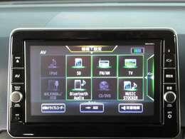 【メモリーナビ(MM319D-W)】音楽録音機能・DVD再生機能・SDカード・地デジ(フルセグTV)・Bluetooth・CD・ラジオ♪