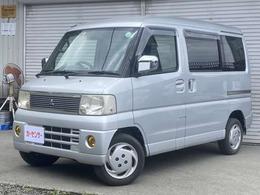三菱 タウンボックス 660 LX ハイルーフ 5速マニュアル 車検令和4年12月