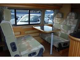 ワンオーナー ツインサブ 500Wインバーター 外部電源 冷蔵庫 ベット