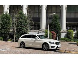 メルセデス・ベンツ Cクラスワゴン C200 スポーツ 本革仕様 保証6カ月付・スポーツPKG・ナビ&TV・HUD