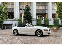 BMW Z4 ロードスター2.2i 保証付・ポータブルナビ・ETC・MTモード
