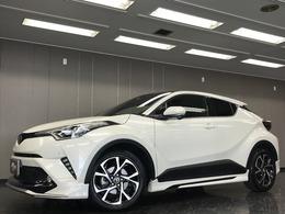 トヨタ C-HR 1.2 G-T 4WD モデリスタエアロキット 新車保証付