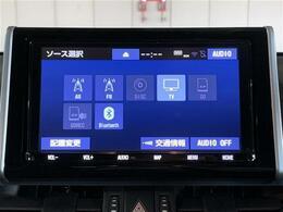 【純正9インチナビ(NSZT-Y68T)】AM/FM/CD/DVD/SD/HDMI/USB/Bluetooth使用可能/フルセグTV視聴可能(TVキャンセラー)