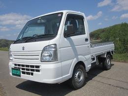 スズキ キャリイ 660 KCエアコン・パワステ 3方開 4WD 3AT