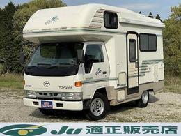 トヨタ トヨエース キャンピング グローバル製チャンプ