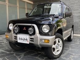 三菱 パジェロミニ 660 アイアンクロス X 4WD 寒冷地仕様 純正フォグ 全国保証付