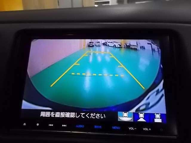 バックカメラ付きで運転が苦手な方も車庫入れラクラクです!狭いところでの駐停車もお車を傷つけず安心ですね♪