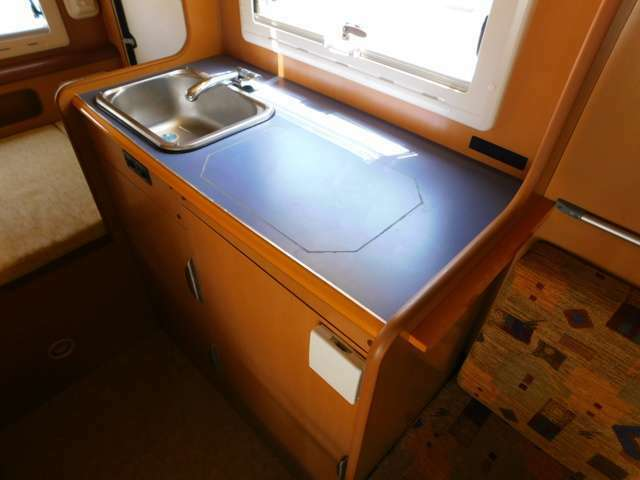 ポリタンク20L×2給水タンク 排水設置型タンク シンク カセットコンロ