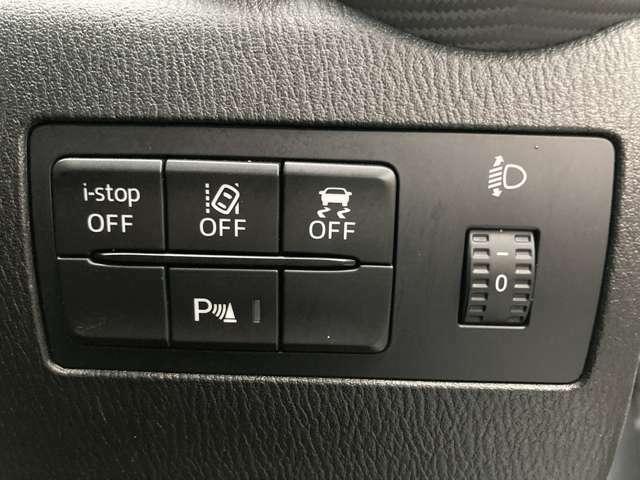 ◆i-stop【停車時にブレーキを踏むことでエンジンを停止し、燃費向上や環境保護に繋げるという機能です。】◆横滑り防止装置◆コーナセンサー