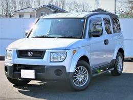 ホンダ エレメント 2.4 4WD ナビ&フルセグTV バックカメラ ETC