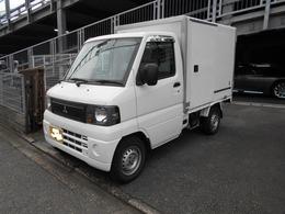 三菱 ミニキャブトラック 冷蔵冷凍車 中温 左サイドドア