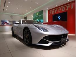 フェラーリ F12ベルリネッタ F1 DCT D車 フロントサスペンションリフター